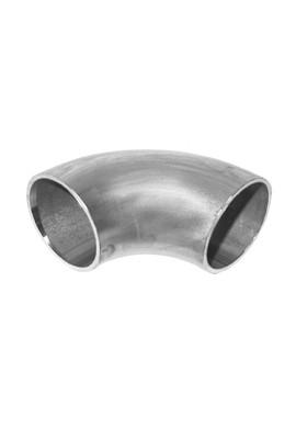 Coude 90° inox 304L diamètre extérieur 60,3 mm épaisseur 1,6 mm